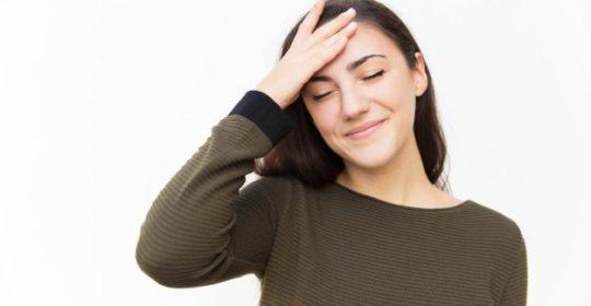 Прикус и головная боль