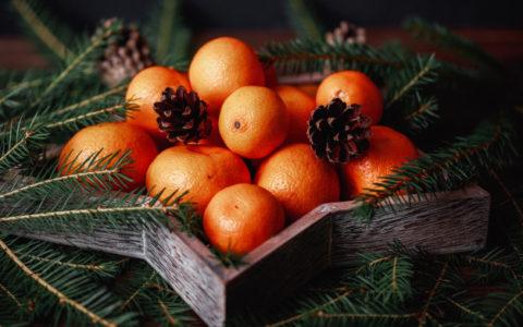 Польза мандаринов для полости рта